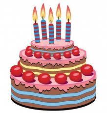 torta 5 candeline