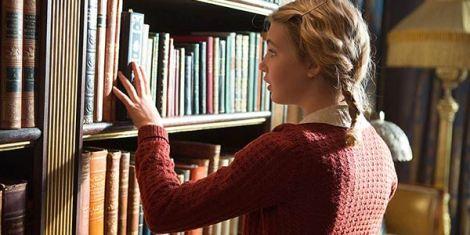 ladra libri biblioteca